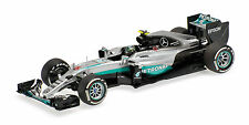 MERCEDES AMG w07 Nico Rosberg f1 World Champion Weltmeister 2016 1/43 New OVP