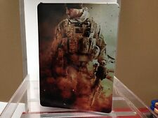 ** Medal of Honor: Warfighter Limited Edition Steelbook ~ Case Only ~ NO Game
