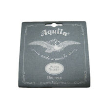 AQUILA UKULELE SUPER NYLGUT STRINGS - SOPRANO REGULAR HIGH G - 100U - KEY OF C