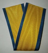 Ruban Médaille de la Baltique, taille ordonnance