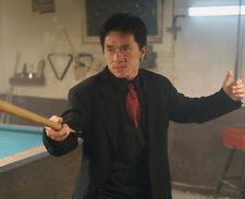 Jackie Chan UNSIGNED photo - G572 - The Tuxedo, Rush Hour & The Cannonball Run