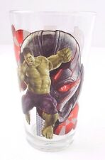 Marvel Avengers Age Of Ultron HULK Boy's Kids Drinking Glass Cup Tumbler NEW