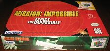 Mission: Impossible (Nintendo 64) ...Brand NEW!!
