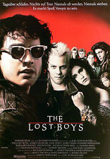The Lost Boys - Filmposter gefaltet A3 29x42