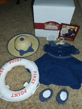 NEW NIB PC 1997 American Girl Doll Samantha retired BATHING COSTUME I