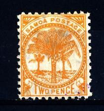 SAMOA-SISIFO - 1886-1889 - Palma