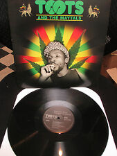 TOOTS & THE MAYTALS - Pressure Drop The Golden Tracks LP Ska Reggae Jamaica