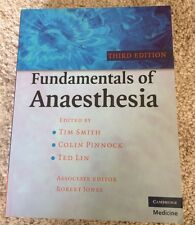 Fundamentals of Anaesthesia by Cambridge University Press (Paperback, 2009)