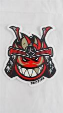 "NEW Spitfire Mercenary Samurai Skateboard Sticker Decal 3"" x 2-3/4"""