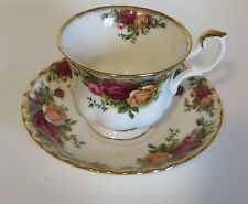 Royal Albert Old Country Roses 1962 Tea Cup and Saucer