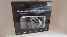 Blackmagic Design Pocket Cinema Camera videocámara set distribuidor Top OVP