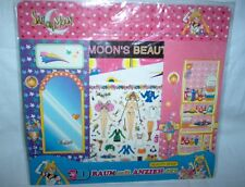 Sailor Moon - 3 D Raum mit Anzieh.Set----Beauty Shop - Neu,OVP,Rarität