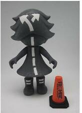 """ROAD ZORA - 6"""" Vinyl Figure  Jacky Chan - Frombie Friendly Zombies 12 pc limited"""