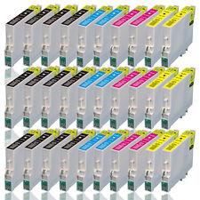 30 kompatible Patronen für EPSON Stylus DX4450 DX5000 DX5050 DX6000 DX6050