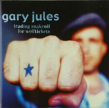 CD - Gary Jules - Trading Snakeoil For Wolftickets - #A3631