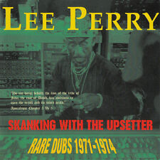 LEE PERRY SKANKING WITH THE UPSETTER RARE DUBS 1971-1974 NEW CD £9.99