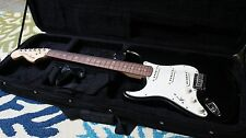Fender Stratocaster Guitar Black & White