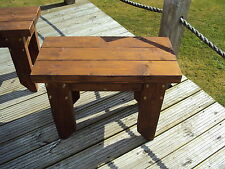 Wooden Quality Handmade  Garden-kitchen-Dining Bench/Seat Sturdy And Solid 2ft