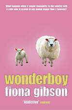 Wonderboy, Fiona Gibson, New