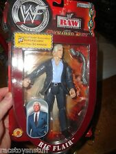WWE RIC FLAIR UNCHAINED FURY SERIES FIGURE , UNOPENED, FREE U.S. SHIPPING