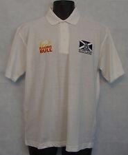 """Camisas Polo Para Hombre Escocia Raging Bull Polo de manga corta Talla 42"""" pecho #3434"""