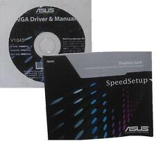 ORIGINALE Asus driver CD DVD v1045 gtx680 Direct CU driver Manual Schede grafiche
