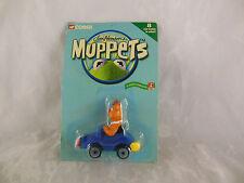 Rare Corgi Fozzie's Bear Jokester Roadster in Blue  Jim Henson's Muppet's