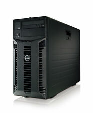 Dell PowerEdge T410 Intel Xeon Quad Core 2.4Ghz 16GB RAM SAS6  DVD Tower NO HDD