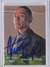 Giancarlo Esposito Signed Gus Fring Breaking Bad Card - Auto w/PROOF
