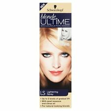 Schwarzkopf Blonde Ultime Luxurious Pearl Essence Lightening Spray Hair/Dye/LS