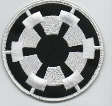 PARCHE STAR WARS IMPERIO PILOTO NEGRO   9 CMS   PATCH