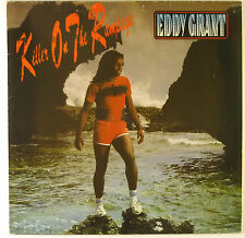 """12"""" LP - Eddy Grant - Killer On The Rampage - B2155 - washed & cleaned"""