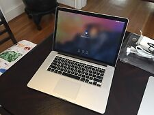 "Macbook Pro 15"" Retina Mid 2015, 2.2GHZ i7 16GB Ram 256GB SSD w/ MAGIC MOUSE 2"