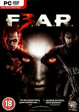"F.E.A.R.3  -  BRAND NEW. ""THE SCARIEST HORROR GAME FRANCHISE EVER!"" SHIPS FREE !"
