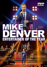 MIKE DENVER - ENTERTAINER OF THE YEAR: LIVE IN CONCERT DVD (2017)