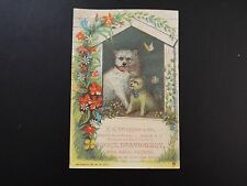 Vintage R. G. Wynkoop & Co. Books, Stationery, and Wallpaper trading card