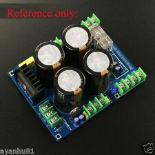 Rectifier Filter Power Supply Board Speaker Protection Omron DIY Kit f Amplifier