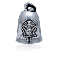 Harley-Davidson® Motorcycle Winged Guardian Angel Silver Ride Bell HRB071