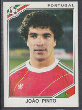 Panini - Mexico 86 World Cup - # 385 Joao Pinto - Portugal