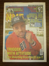 NME 1991 JUL 13 ICE T SEPULTURA COSTELLO MONDAYS JAM
