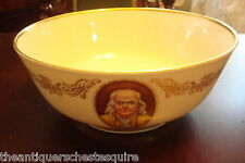 """Lenox """"The Patriots Bowl"""" with certificate, 4"""" tall by 9 1/4"""" diameter[22]"""