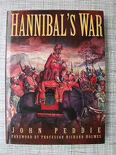 Hannibal's War (Battle Of Cannae, Carthage, War Elephants, Scipio, Roman Army)