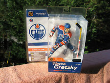 McFarlane NHL Hockey Legends Series 1 Wayne Gretzky Edmonton Oilers Figure