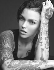RUBY ROSE (1) A3 POSTER 297X420MM - BUY2GET1FREE - FREE UK POST/ED SHEERAN/MTV