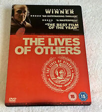 The Lives Of Others (DVD, 2007) - Steelbook