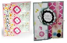 SIZZIX Pack of 2 DIES CARD, REGAL FLIP-ITS, TRIPLE PLAYFUL FLIP-ITS