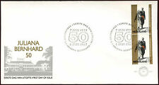 Netherlands 1987 Golden Wedding FDC First Day Cover #C27901