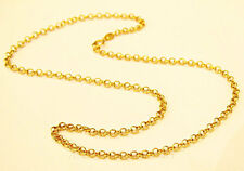 18k gold necklace from singapore #64