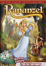 Fairy Tales of the Brothers Grimm - Rapunzel (DVD, 2005, Single Disc Edition)