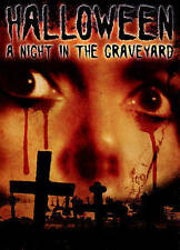 Various-Halloween: A Night In The Graveyard DVD NEW